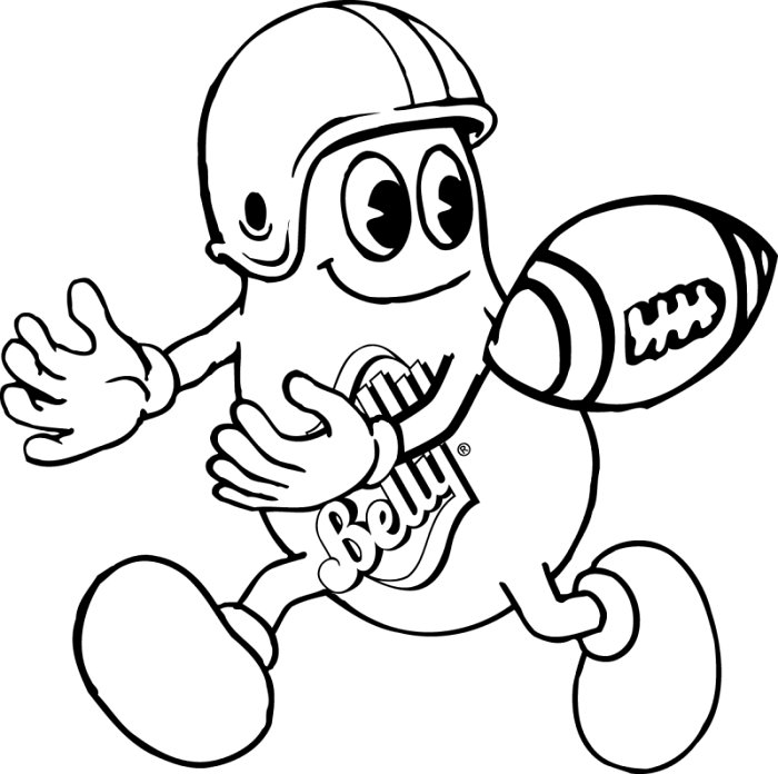 football coloring pages to print 35 free printable football or soccer coloring pages pages coloring football print to 1 1