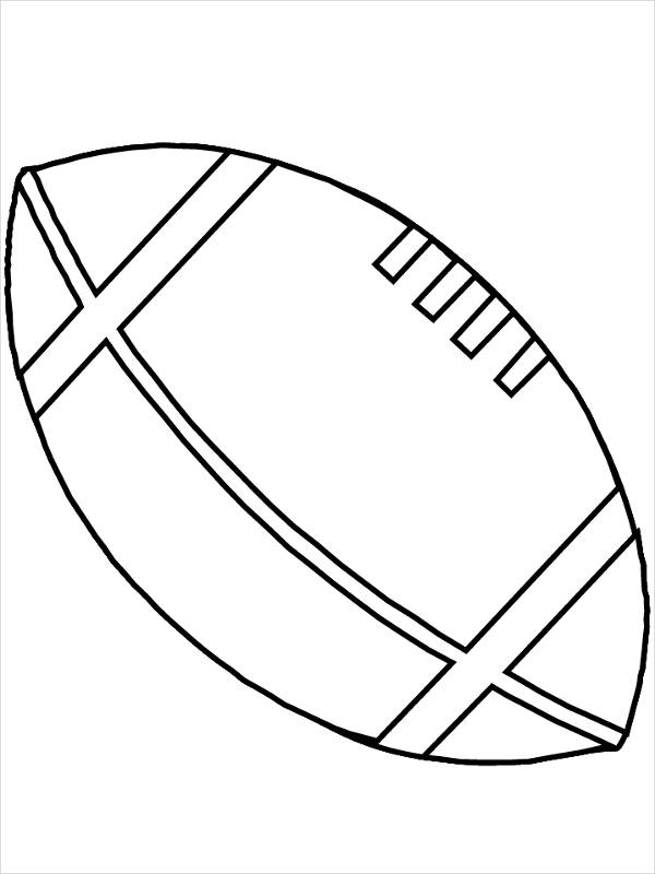 football coloring pages to print football goal post coloring pages at getcoloringscom to football print coloring pages
