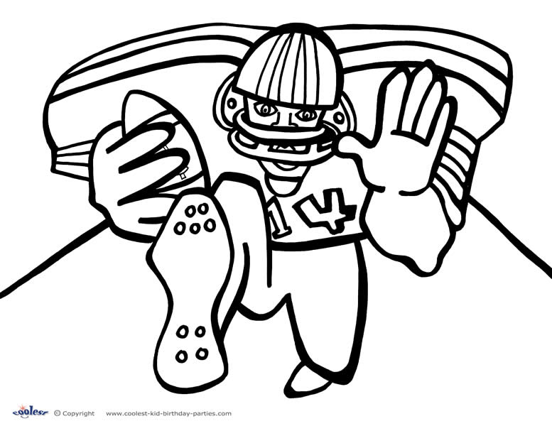 football coloring pages to print free 9 football coloring pages in ai print football coloring to pages