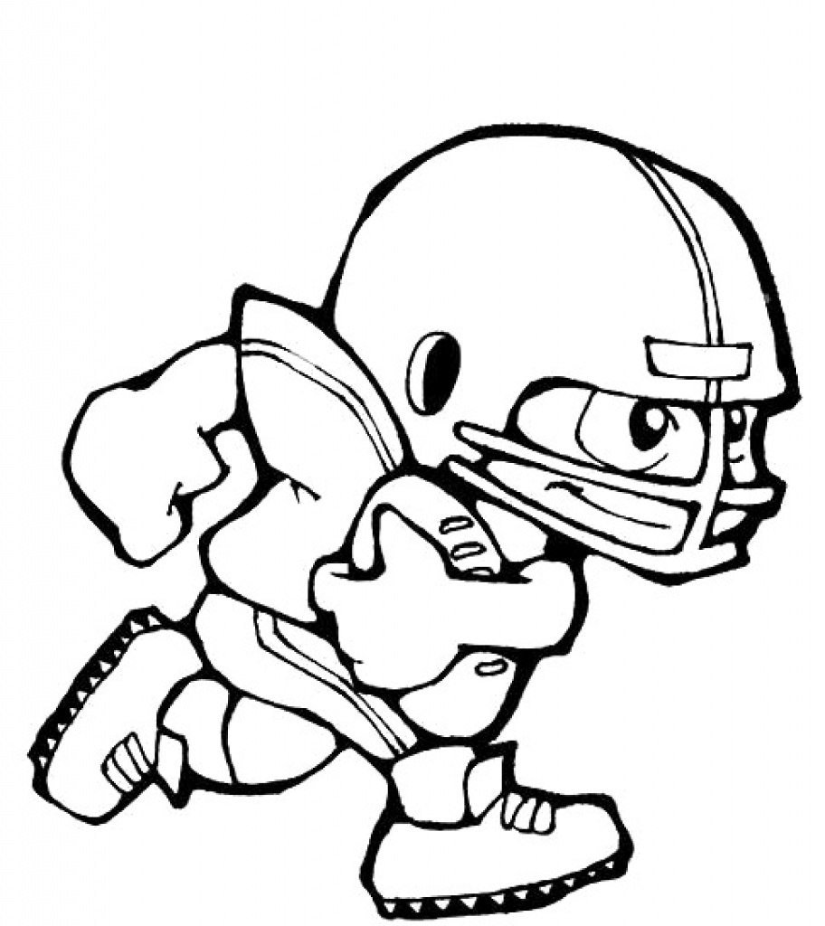 football coloring pages to print free printable football coloring pages for kids best pages to coloring football print