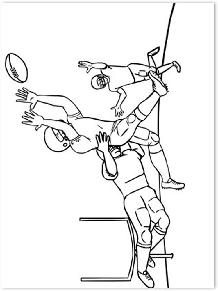 football coloring pages to print free printable football coloring pages for kids coloring print football pages to