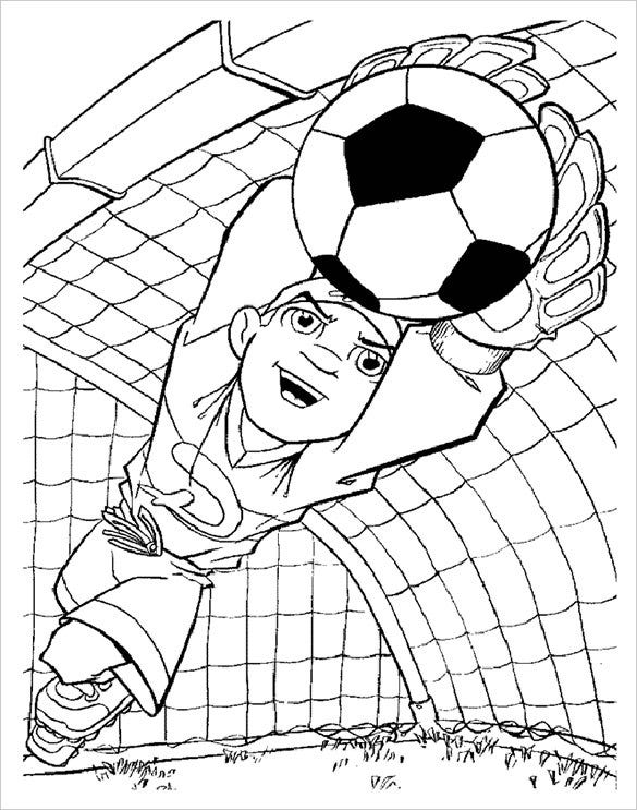 football colouring pages 16 football coloring pages free word pdf jpeg png colouring football pages