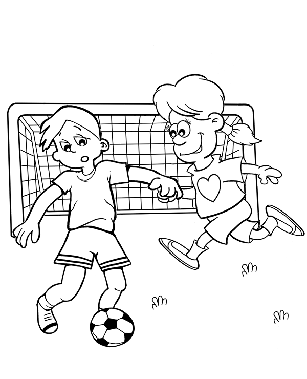 football colouring pages football coloring pages goalkeeper see the category to colouring football pages