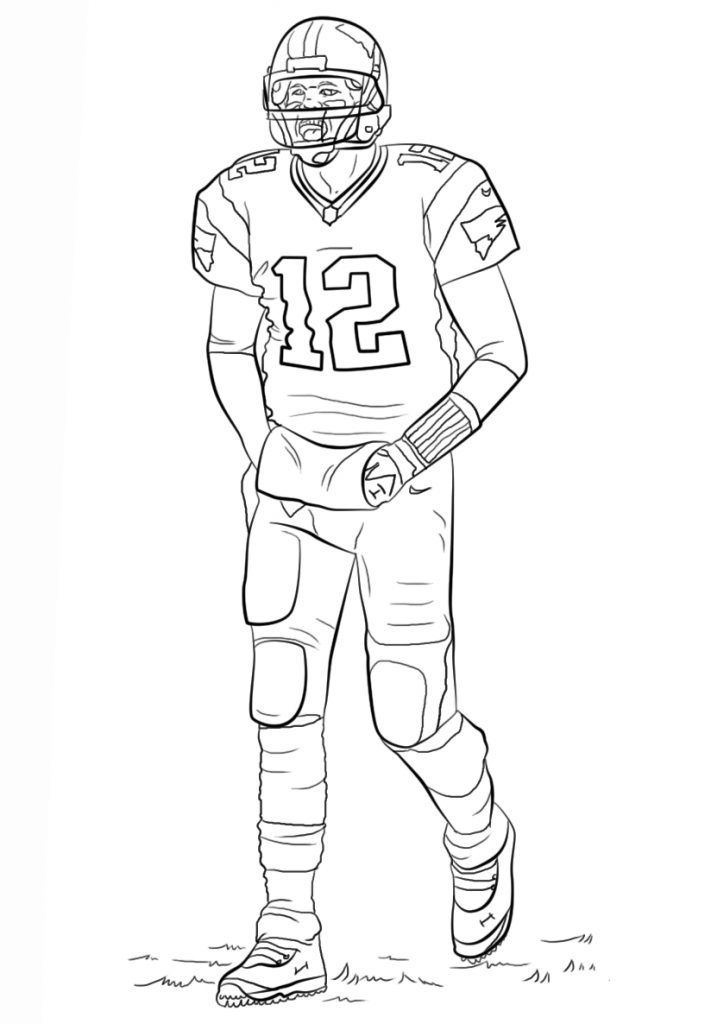 football pictures to color football player coloring page woo jr kids activities to football pictures color