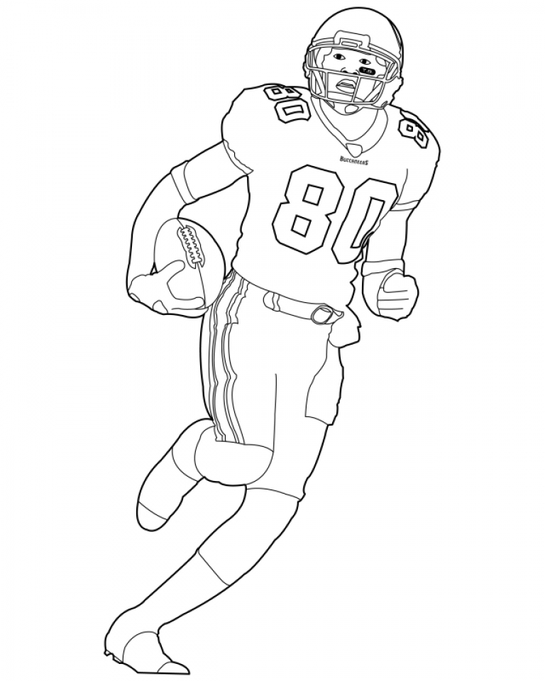 football player coloring pictures get this football player coloring pages printable for kids coloring pictures football player