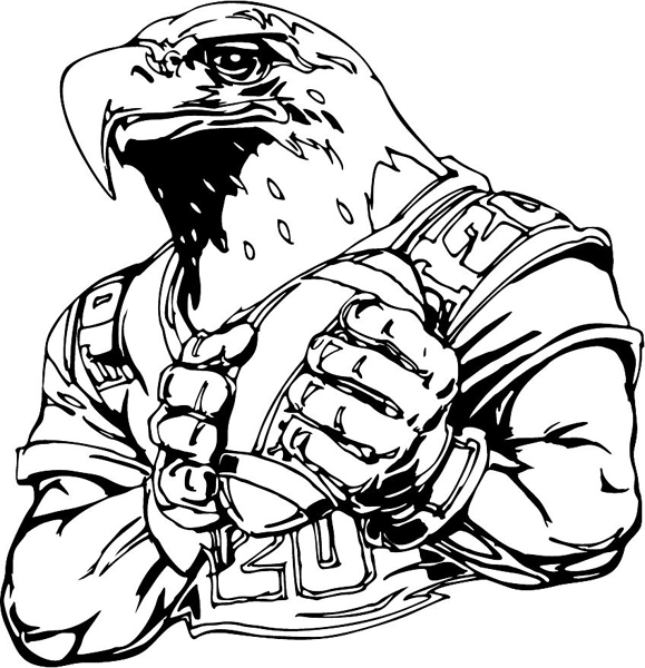 football player coloring pictures nfl player drawings free download on clipartmag football pictures coloring player