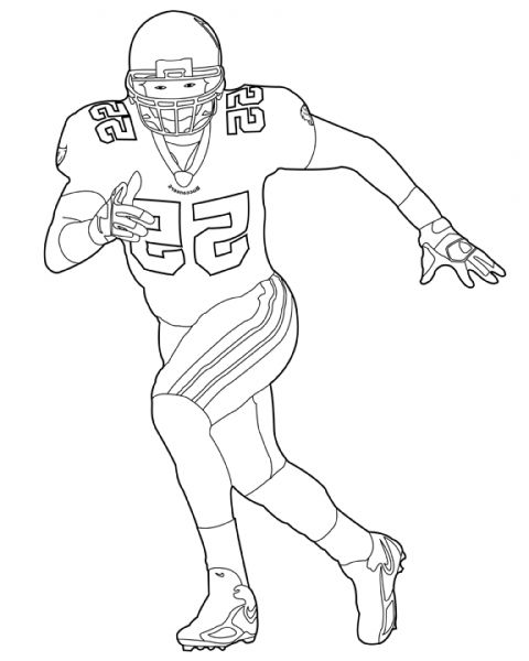 football player coloring pictures pin by alifiah on coloring pages sports coloring pages pictures football coloring player