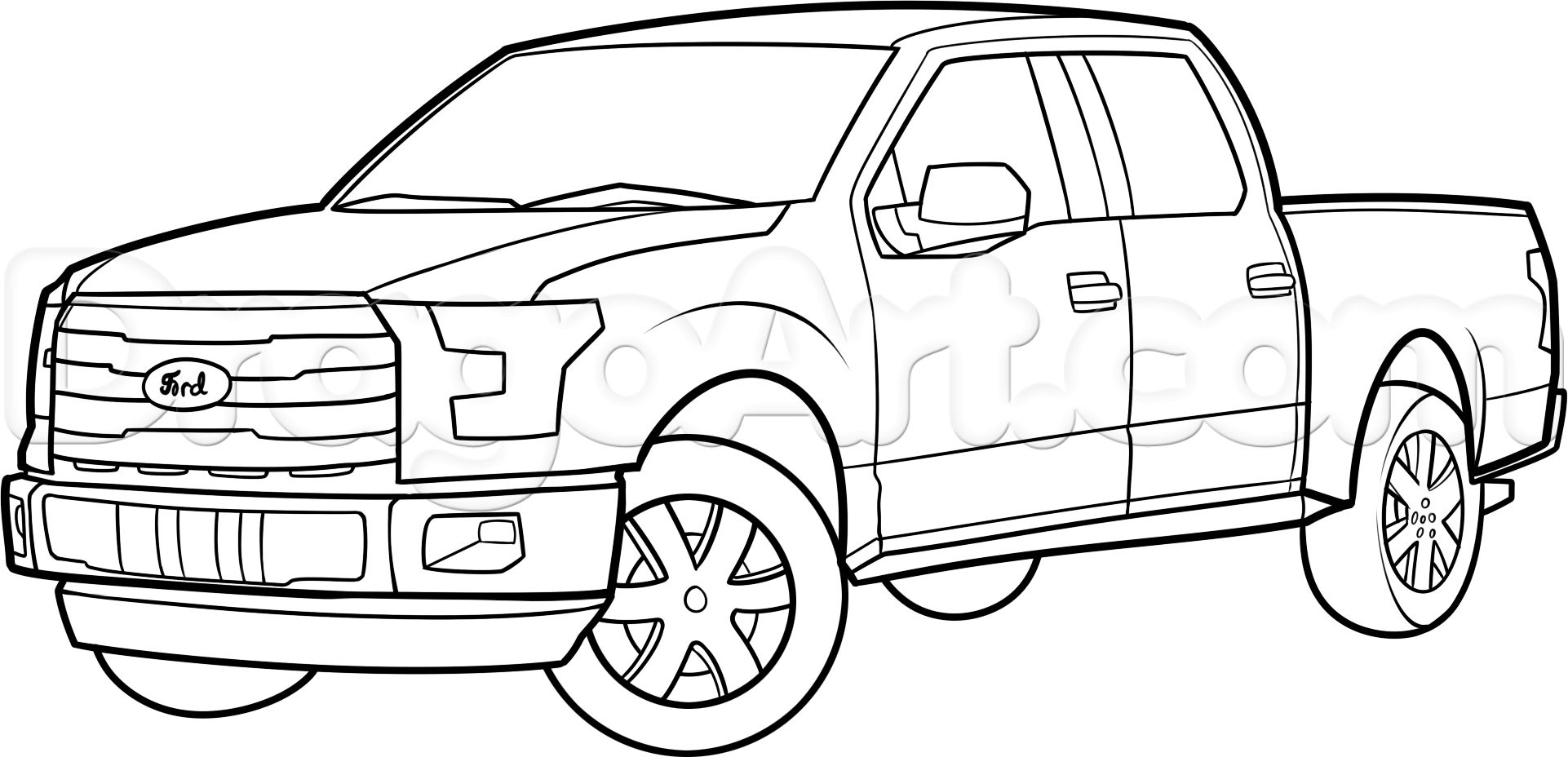 ford raptor coloring ford raptor coloring pages coloring pages ford coloring raptor