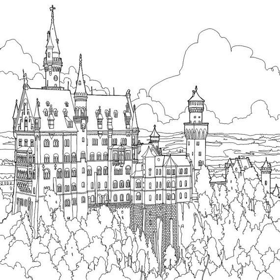 fort coloring pages 191 best images about coloriage chateau fort on pinterest fort coloring pages