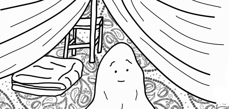 fort coloring pages anxiety blob coloring page let39s build a blanket fort coloring pages fort