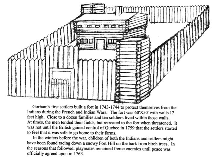 fort coloring pages history of gorham maine coloring book fort pages coloring