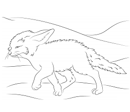 fox coloring games arctic fox coloring pages coloring pages to download and games fox coloring