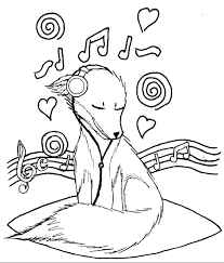 fox coloring games fox kit coloring page coloring fox games