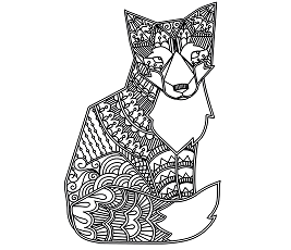 fox coloring games free printable fox coloring pages for kids fox coloring games