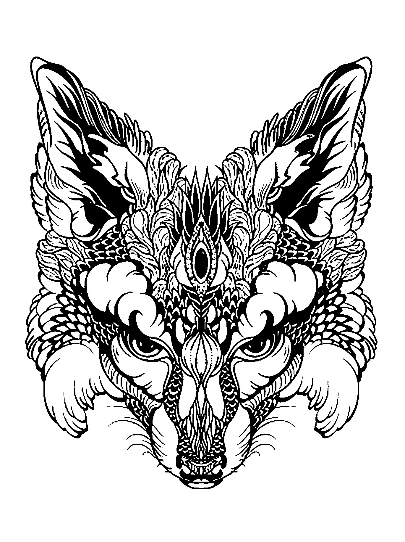 fox coloring games free printable fox coloring pages for kids fox games coloring