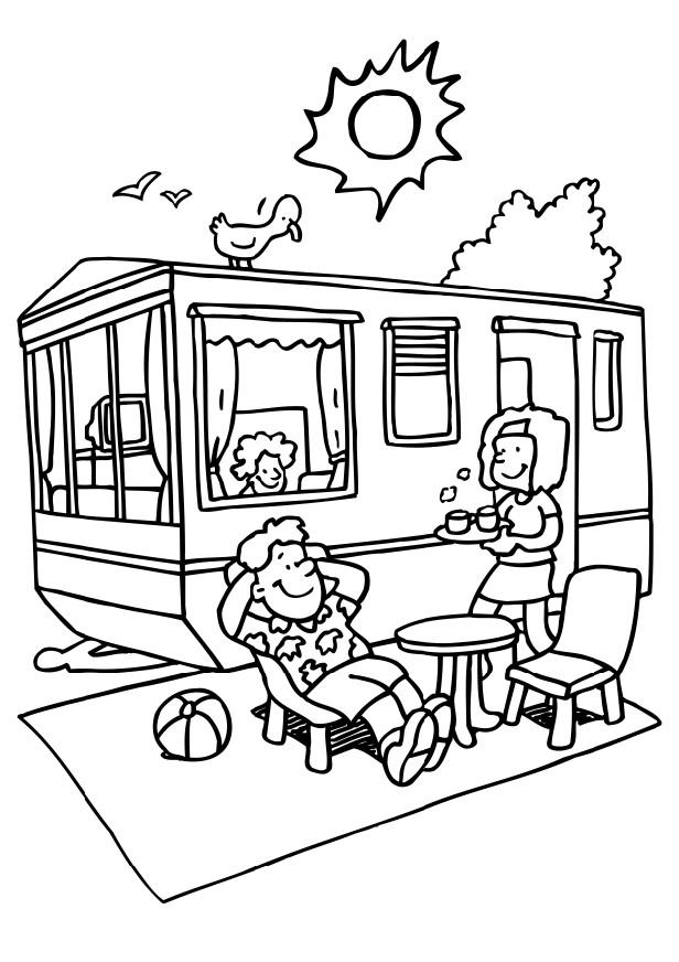 free camping coloring pages camping coloring pages getcoloringpagescom coloring pages free camping