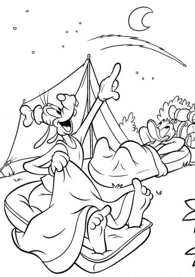 free camping coloring pages camping tent drawing at getdrawings free download free pages coloring camping