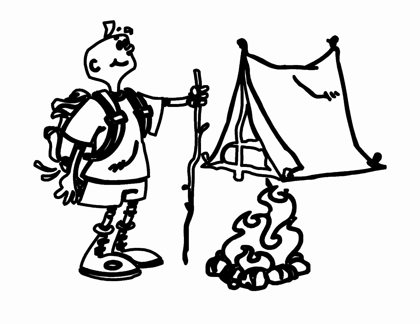 free camping coloring pages get this printable camping coloring pages 41558 pages camping free coloring