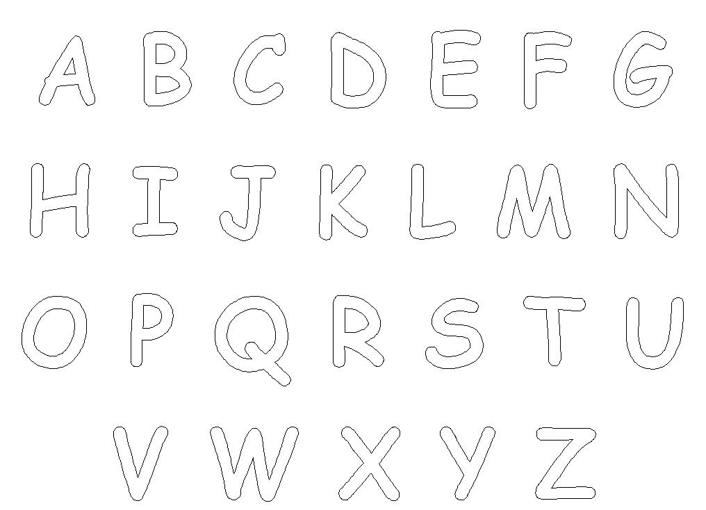 free coloring letters free printable alphabet coloring pages for kids best letters free coloring 1 1