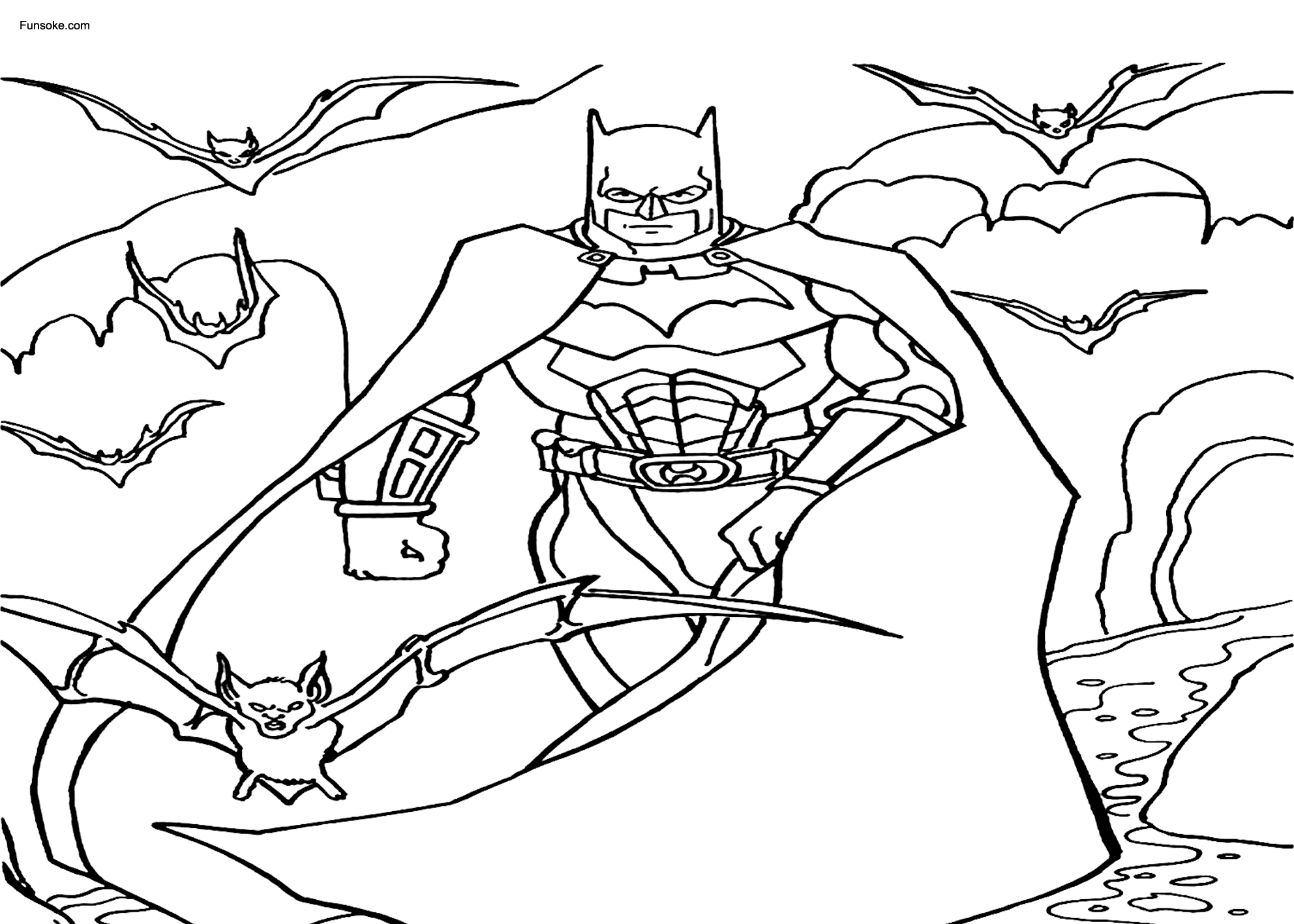 free coloring pages batman coloring pages batman free downloadable coloring pages coloring batman pages free