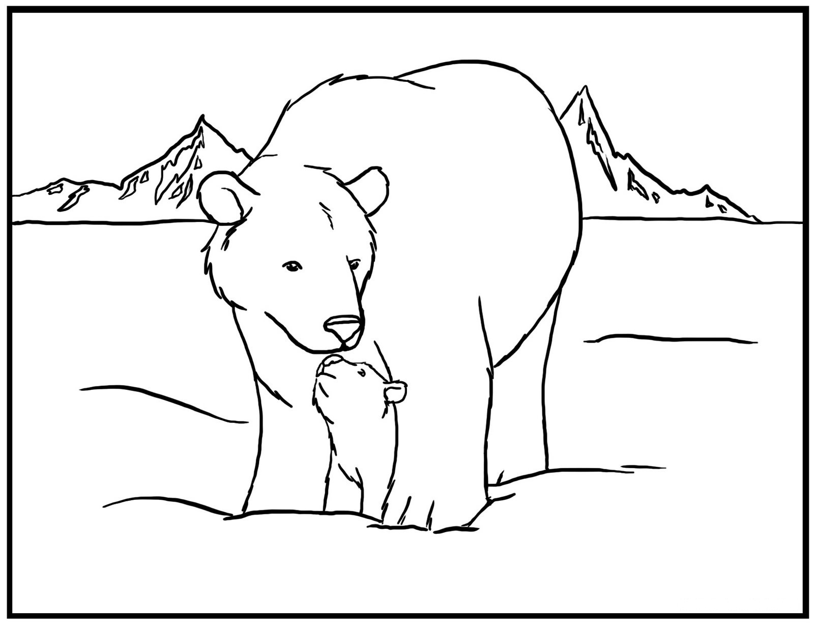 free coloring pages bears brown bear coloring pages download and print for free pages coloring free bears