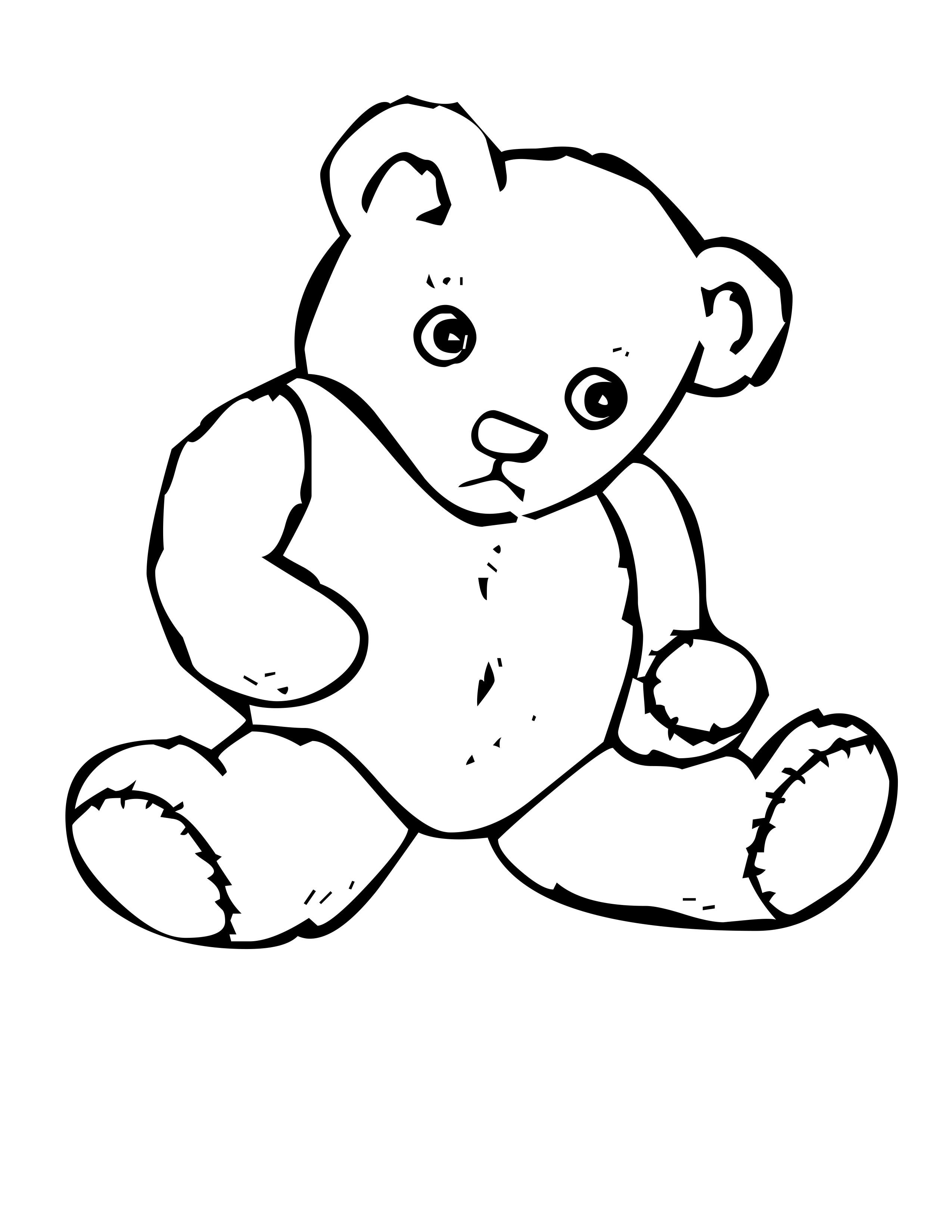 free coloring pages bears coloring pages bear free printable coloring pages and bears coloring pages free