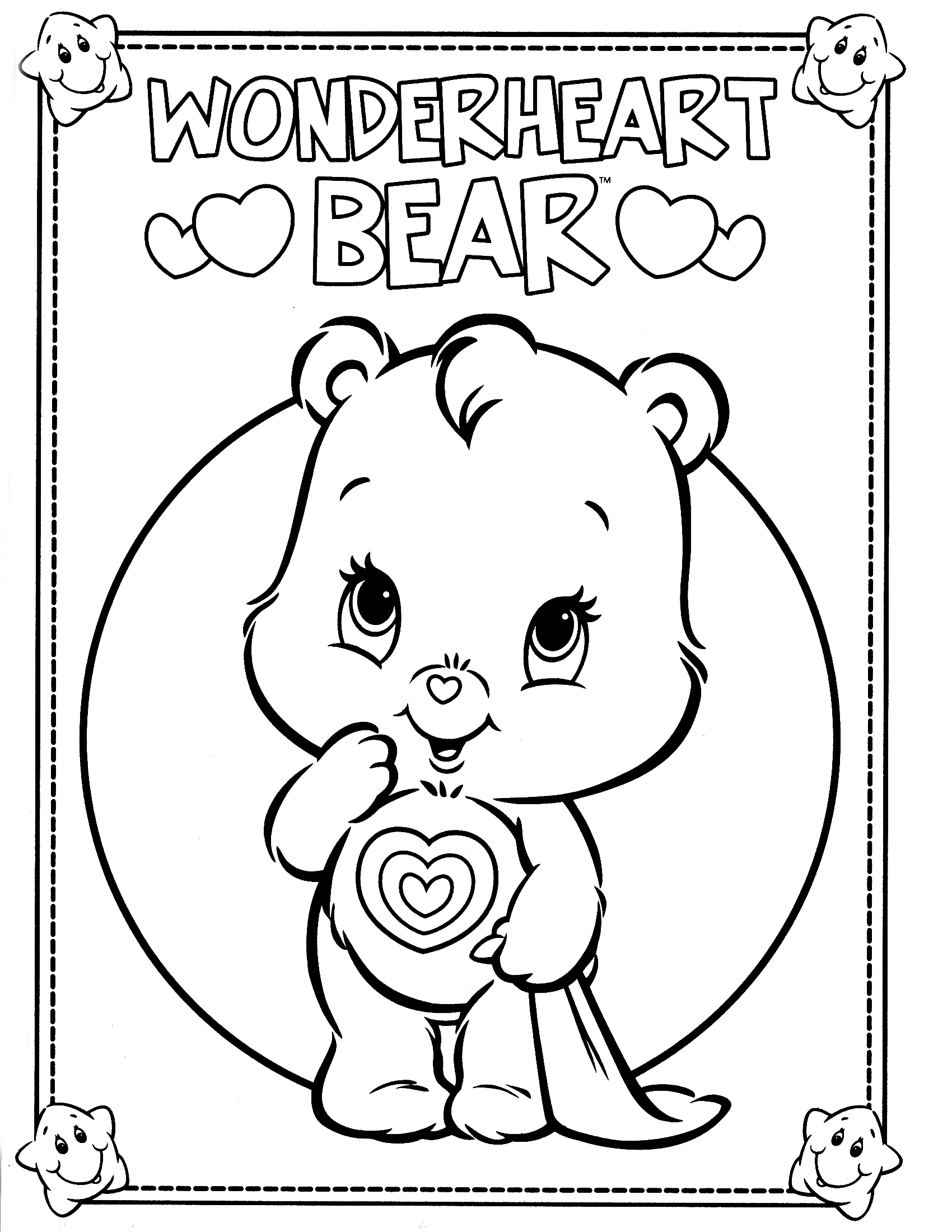 free coloring pages bears free easy to print bear coloring pages in 2020 bear bears pages coloring free