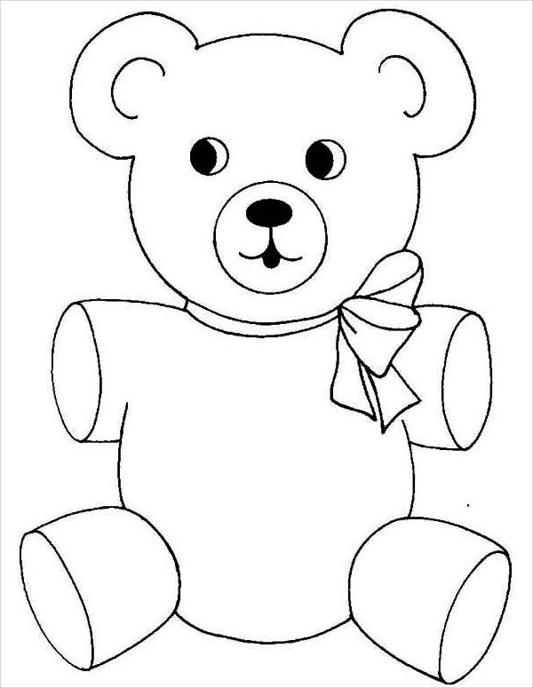 free coloring pages bears free printable bear coloring pages for kids free pages bears coloring