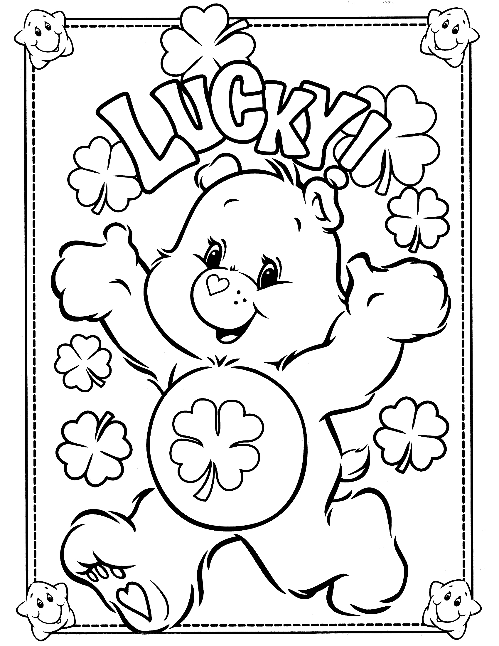 free coloring pages bears free printable care bear coloring pages for kids bears coloring free pages