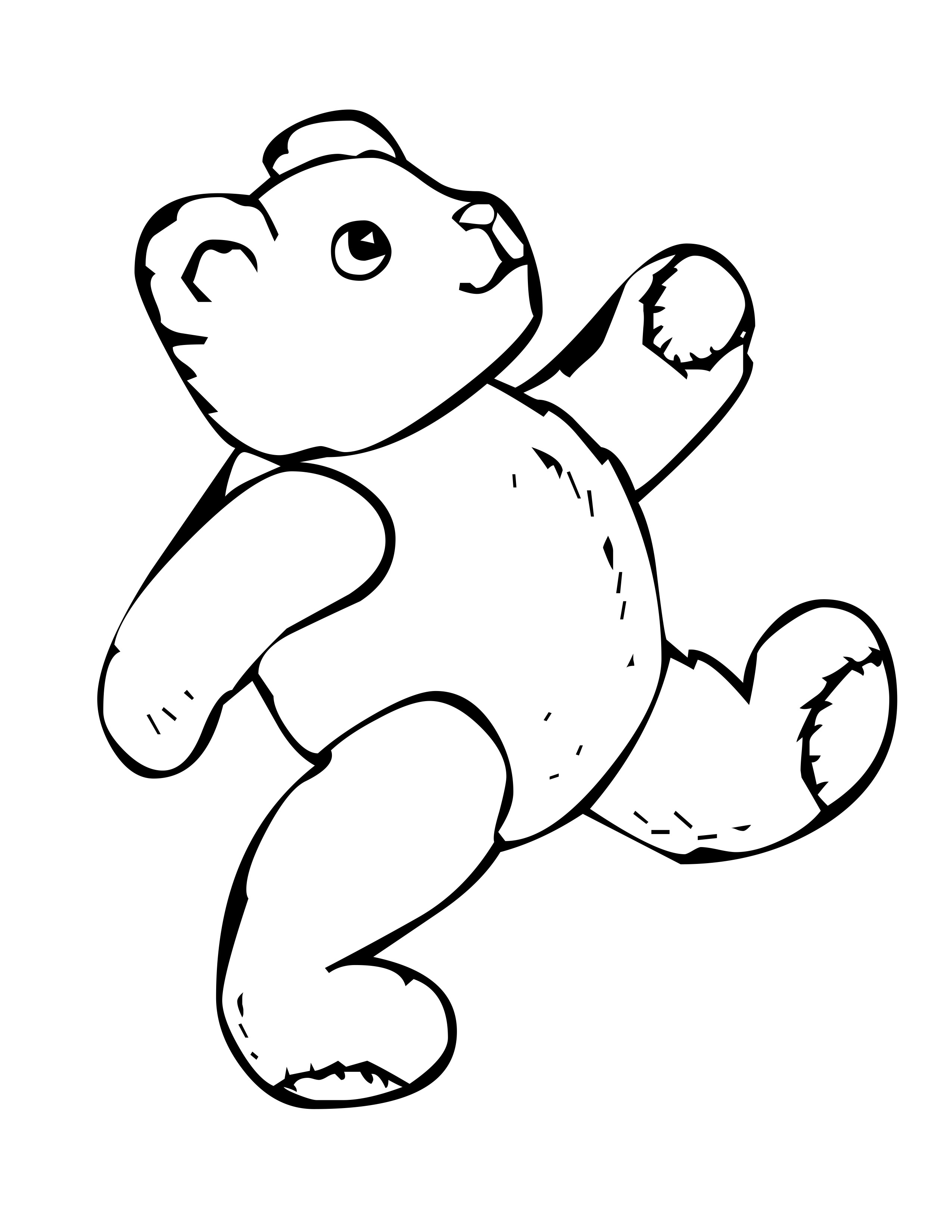 free coloring pages bears free printable teddy bear coloring pages for kids pages bears coloring free