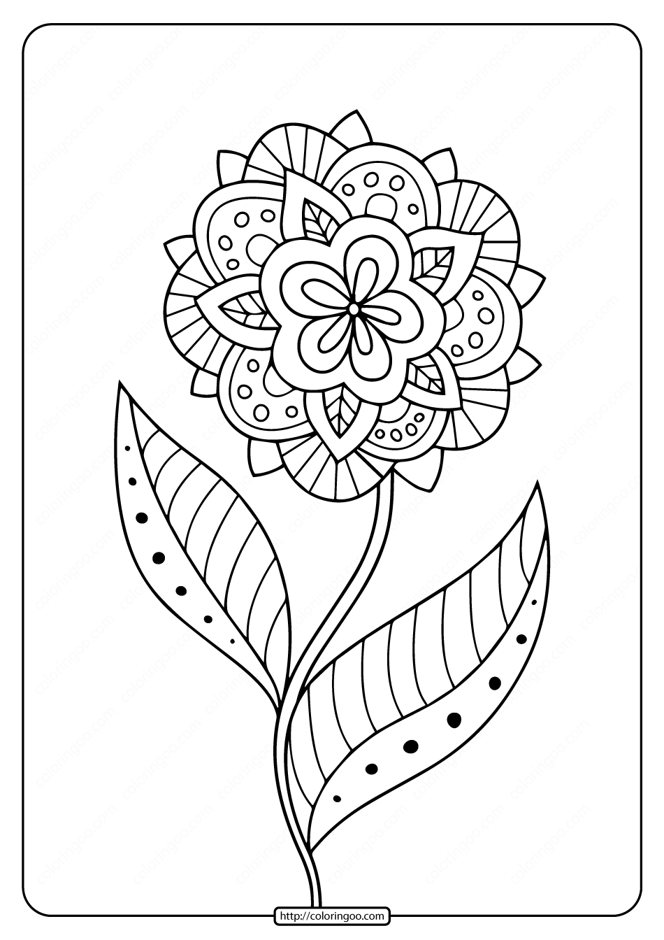 free coloring pages mandala free mandala coloring page designed for you to color free pages coloring mandala