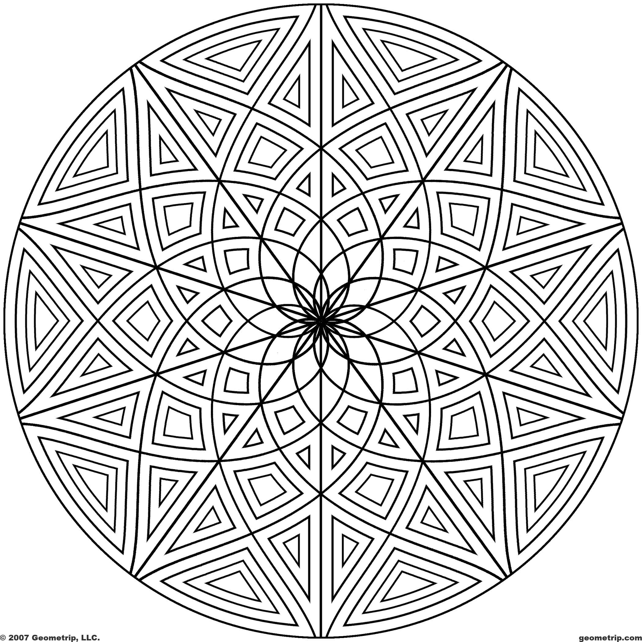 free design coloring pages 17 free design shapes images free vector shapes free free pages design coloring