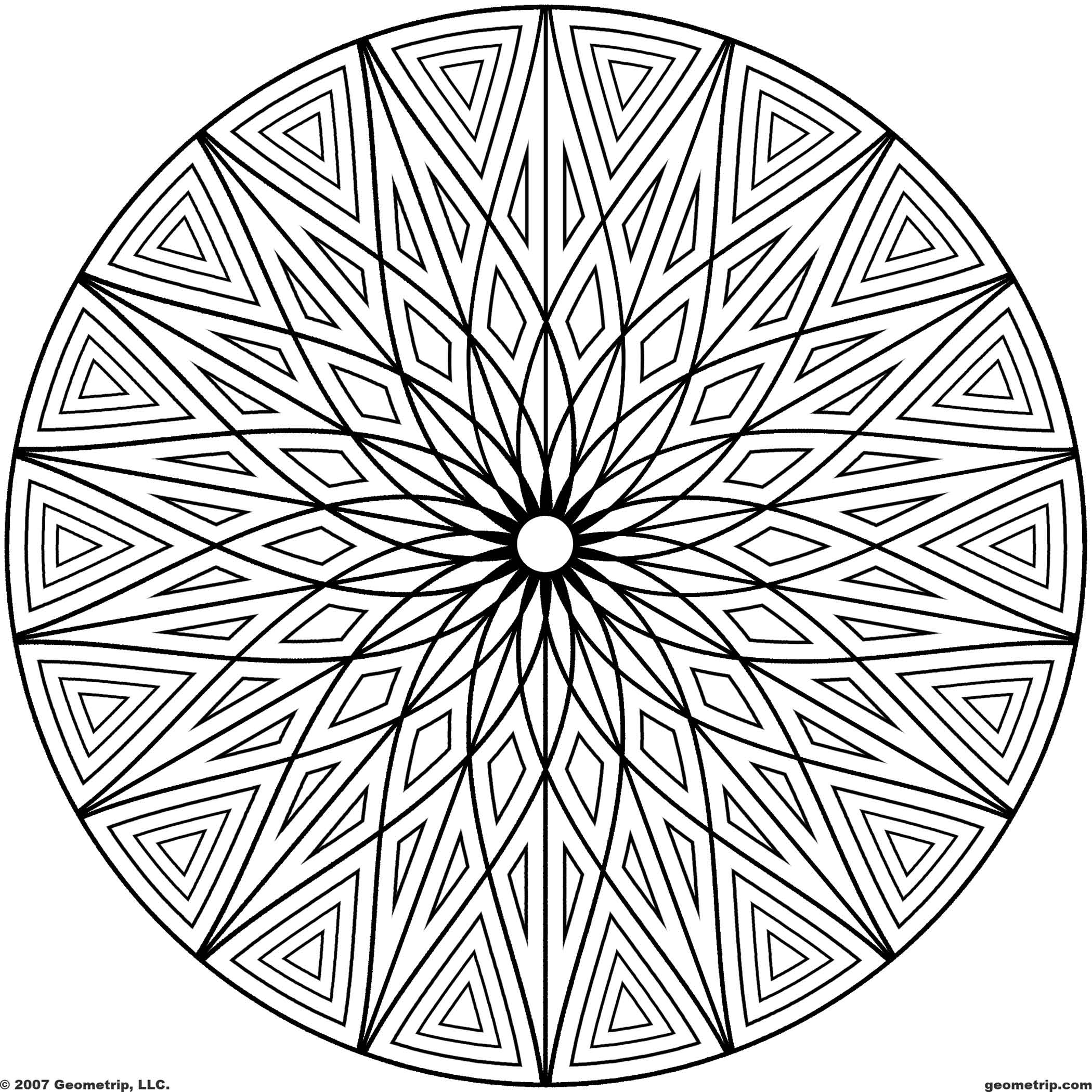 free design coloring pages coloring pages fascinating free geometric coloring pages design free coloring pages