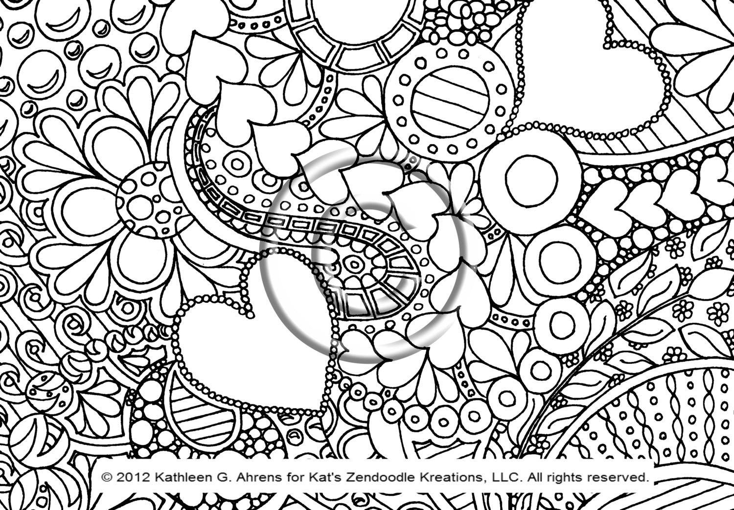 free design coloring pages pattern animal coloring pages download and print for free free design pages coloring