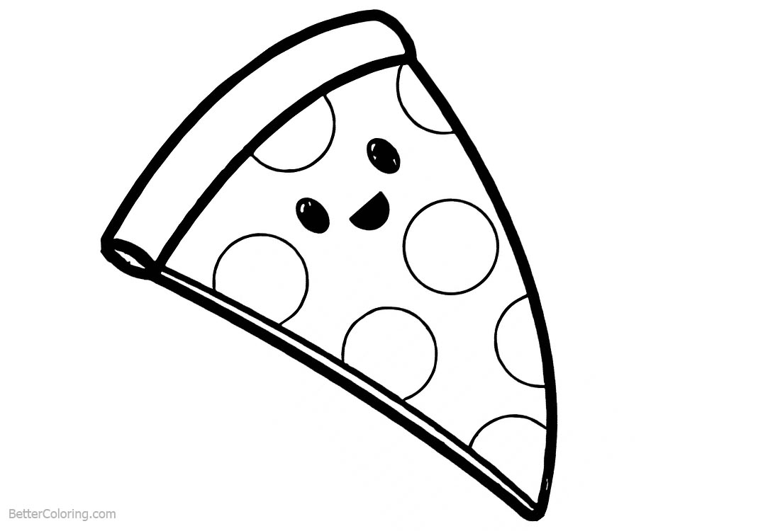 free food coloring pages to print cute food coloring pages cartoon pizza free printable to free pages food print coloring