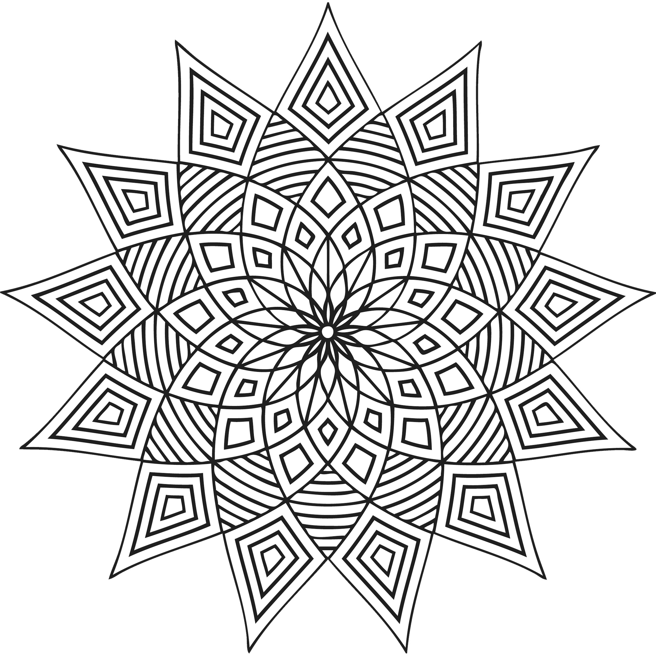 free geometric pattern coloring pages cool coloring pages elementary kids coloring home geometric free coloring pages pattern