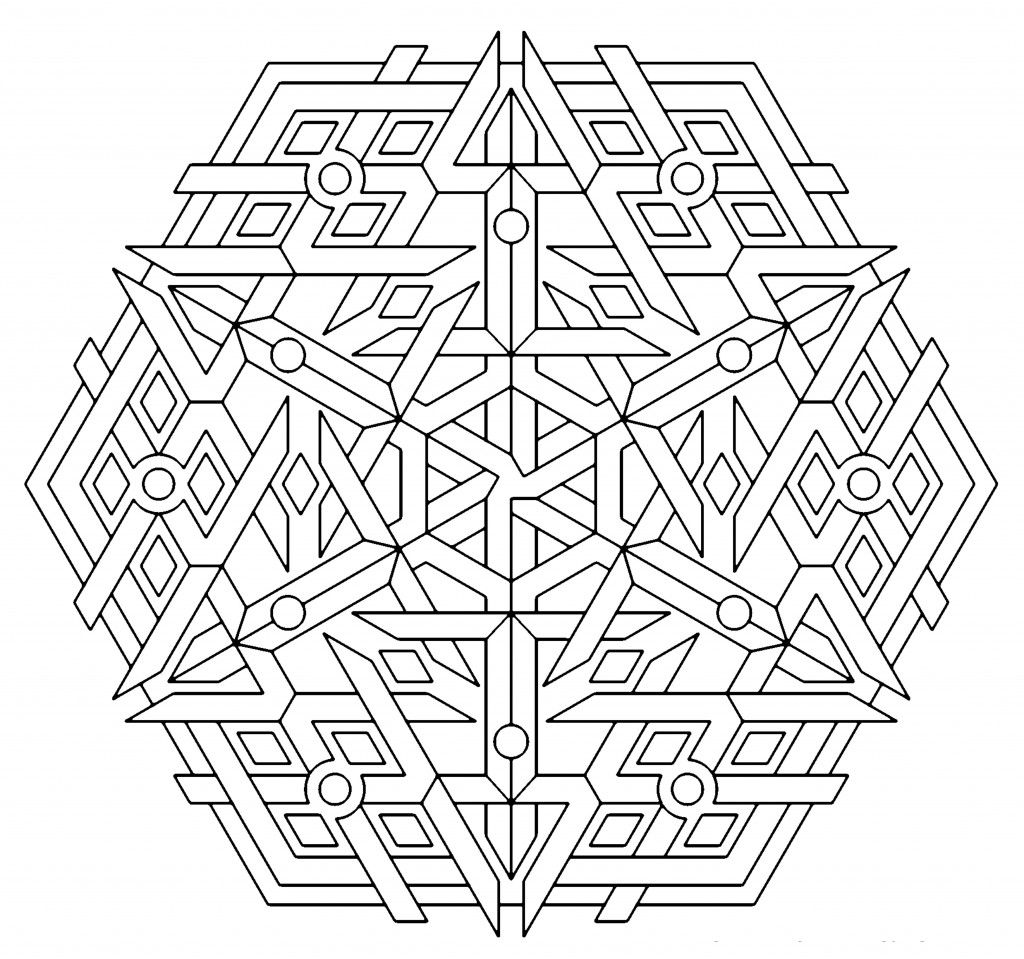 free geometric pattern coloring pages cool geometric design coloring pages coloring home free pages geometric pattern coloring