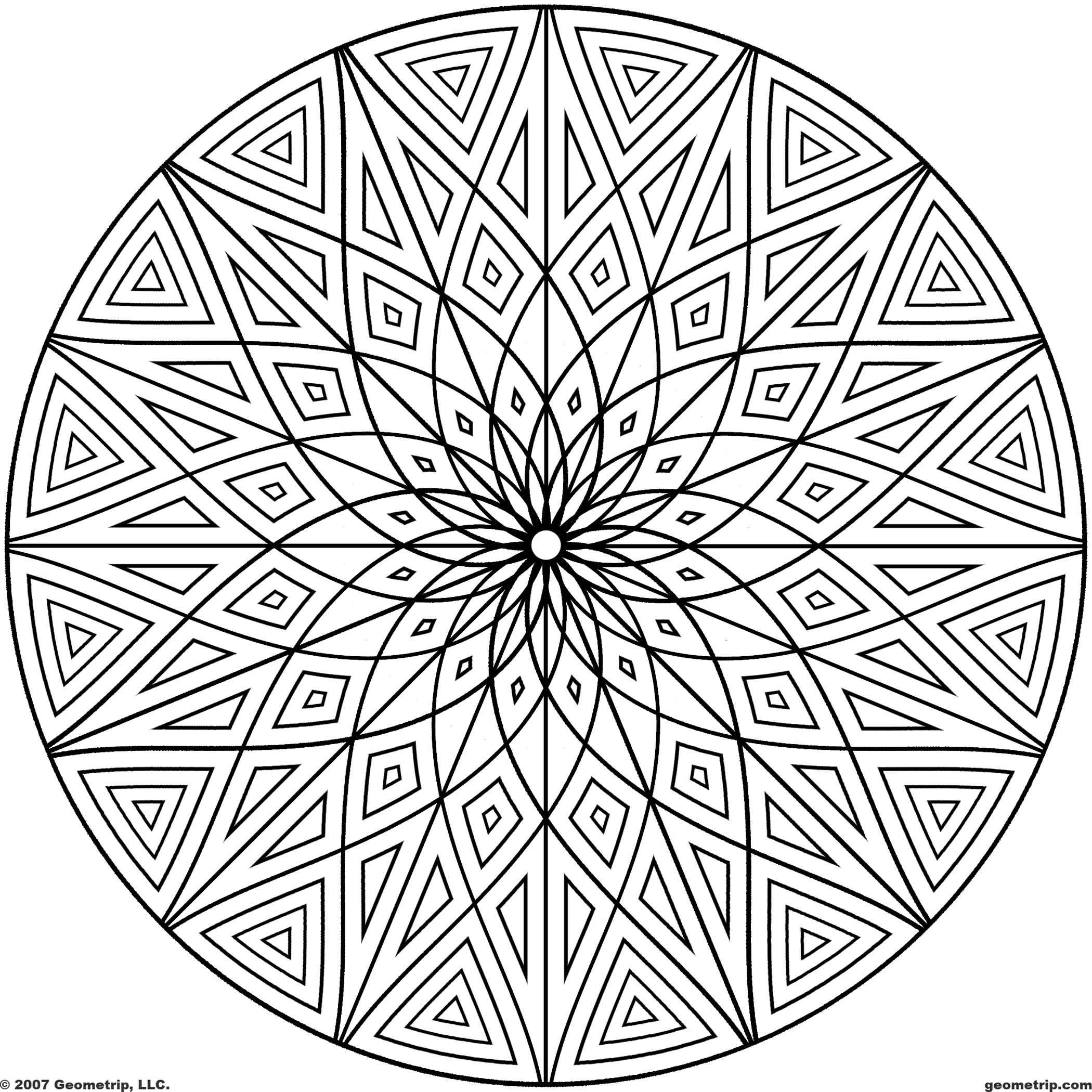 free geometric pattern coloring pages free printable geometric coloring pages for adults geometric pages pattern coloring free