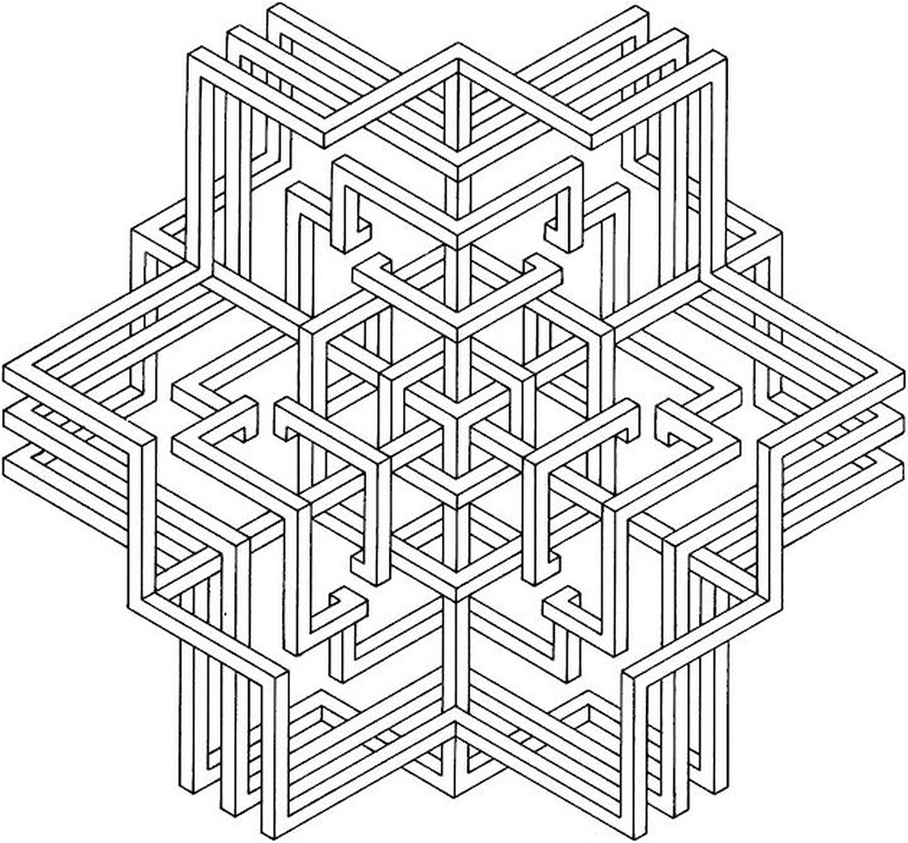 free geometric pattern coloring pages free printable geometric coloring pages for adults pattern geometric coloring pages free