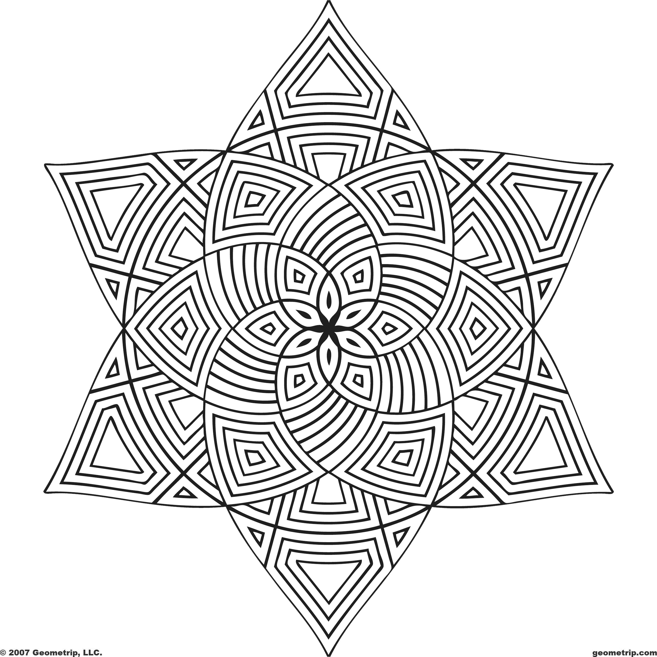 free geometric pattern coloring pages free printable geometric coloring pages for kids coloring free geometric pages pattern