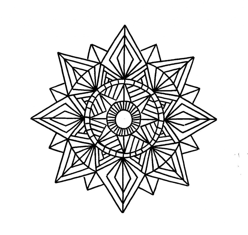 free geometric pattern coloring pages free printable geometric coloring pages for kids free pages geometric pattern coloring