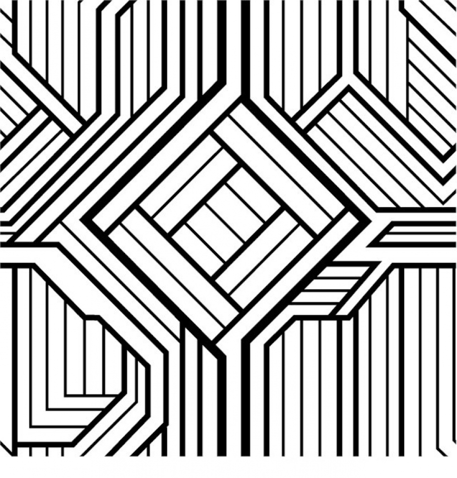 free geometric pattern coloring pages get this hard geometric coloring pages to print out 45168 free coloring geometric pages pattern