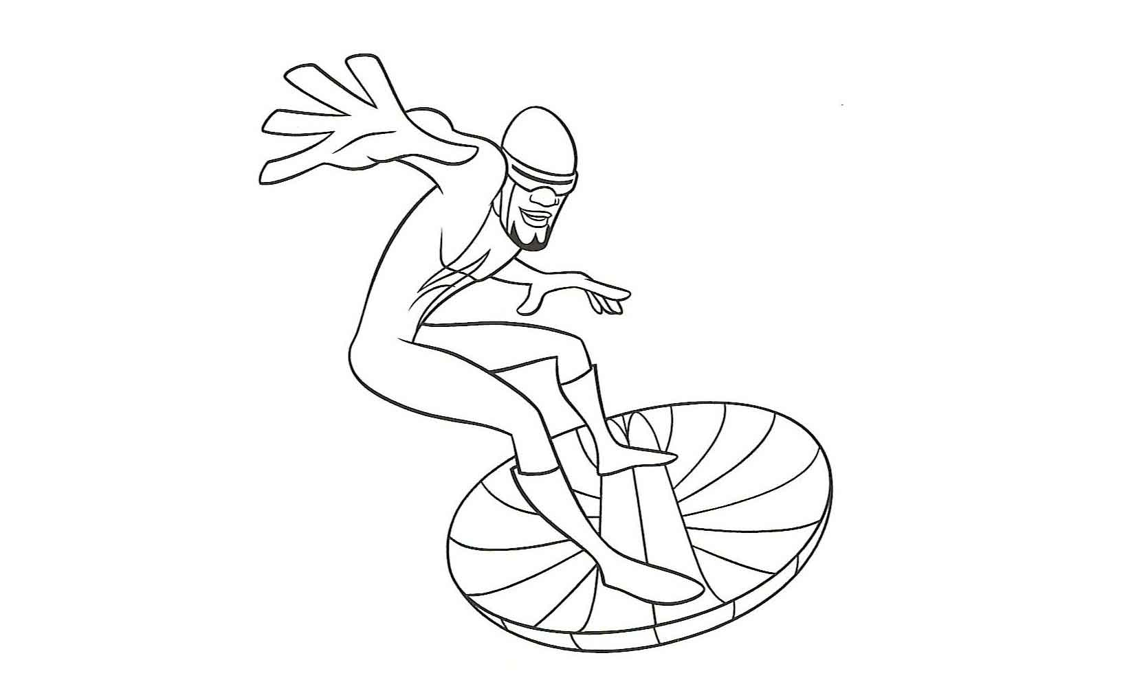 free incredibles 2 coloring pages the incredibles coloring pages disneyclipscom incredibles coloring 2 pages free