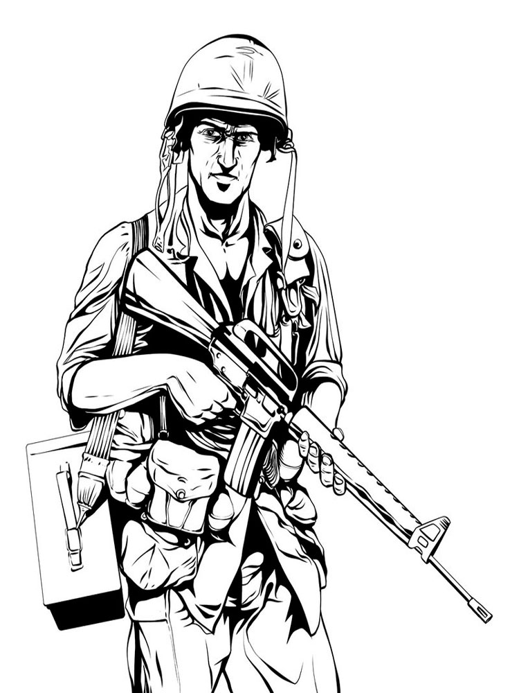 free military coloring pages army vehicles coloring pages to download and print for free coloring free military pages