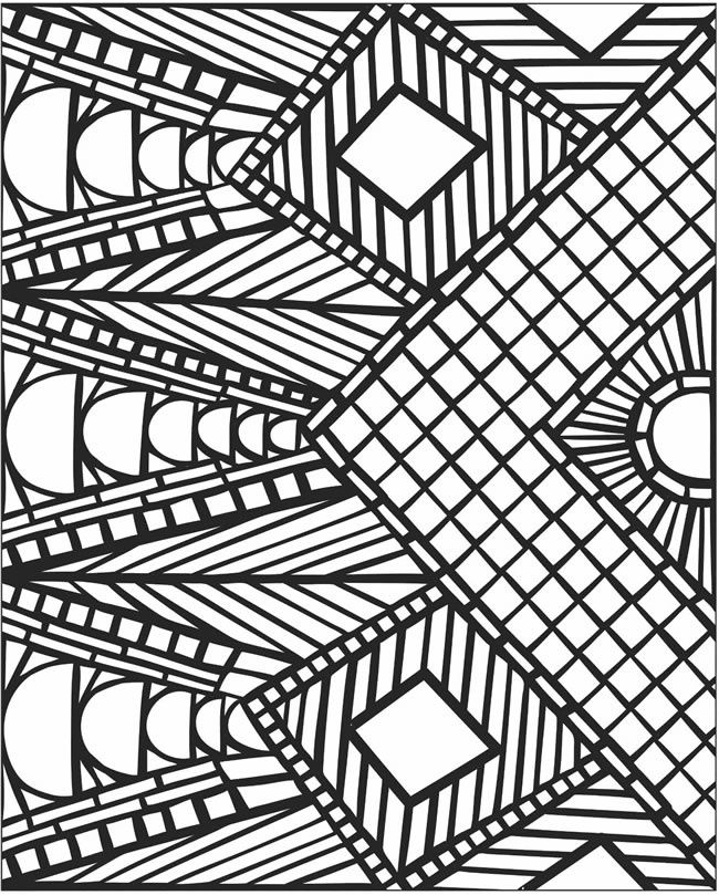 free mosaic patterns to color mosaic patterns coloring pages coloring home color free to mosaic patterns