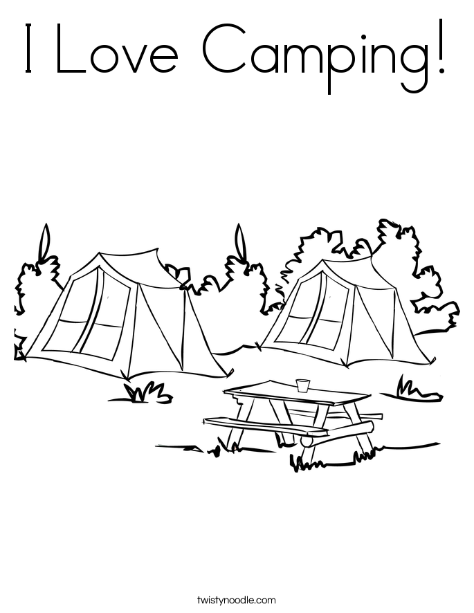 free printable coloring pages for kids camping camping coloring pages printable pages coloring free for kids printable camping