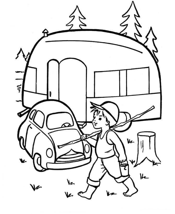 free printable coloring pages for kids camping camping printable pages coloring free camping for kids printable