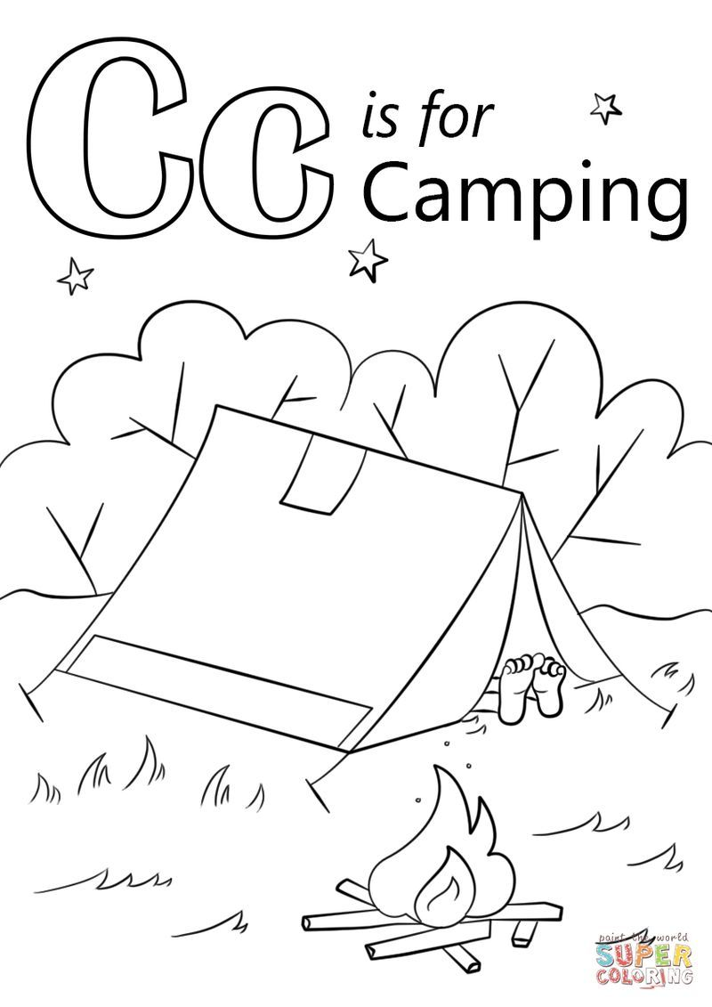 free printable coloring pages for kids camping fun coloring pages camping coloring pages free coloring kids pages for printable camping