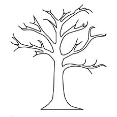 free printable fall tree coloring pages lilac lavender kids autumn printables fall coloring coloring fall tree printable pages free