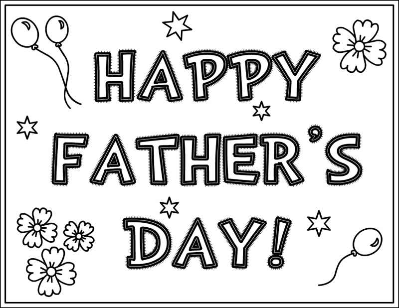 free printable fathers day coloring pages 30 free printable fathers day coloring pages free day printable coloring fathers pages